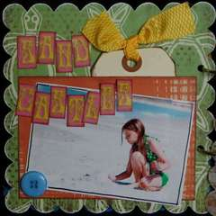 Summer Vacation mini album *rusty pickle