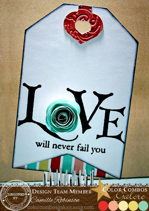 Love Will Never Fail You