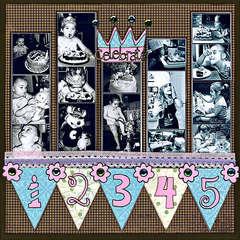 5 Birthday Celebrations