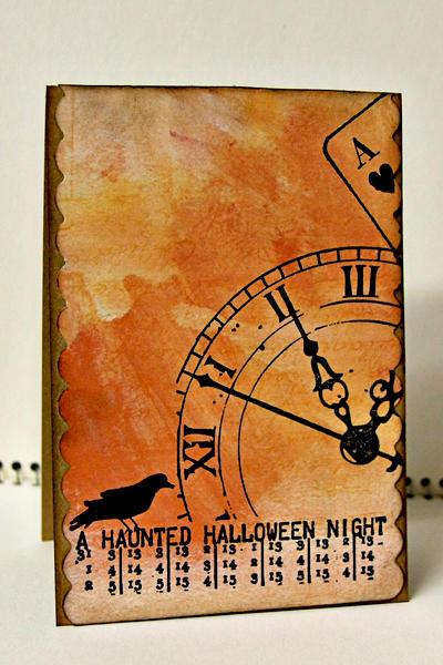 A Haunted Halloween Night