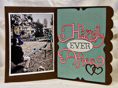 Us Forever--Happily Ever After--Picture Card