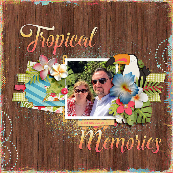 tropical memories