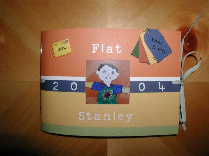 Flat Stanley Mini Album