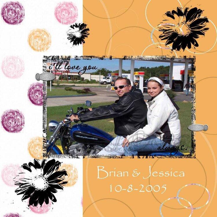 Jess & Brian