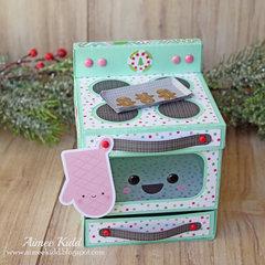 Doodlebug Christmas Oven