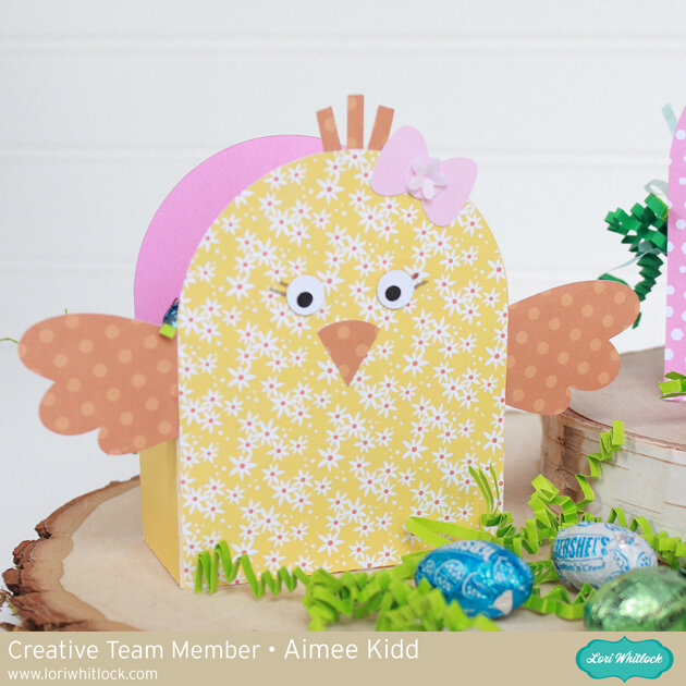Bunny and Chick gift boxes