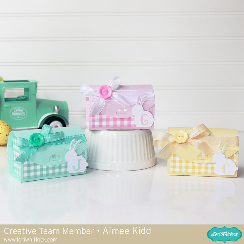 Easter Table Treat Boxes