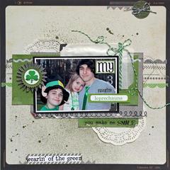 my 3 favorite leprechauns *SRM*