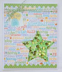 Doodlebug For You card
