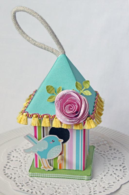 *Imaginisce* Bird House