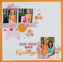 *Imaginisce* 1st day of Kindergarten