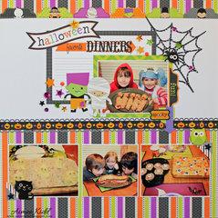 Halloween Dinners