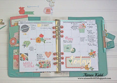 Today Posh month spread