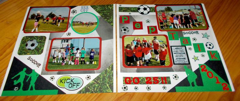 Soccer Season Fall 2012