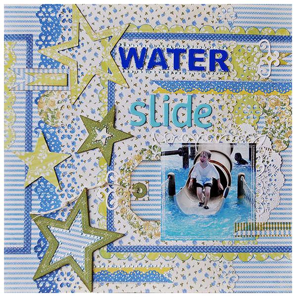 20*Water slide*