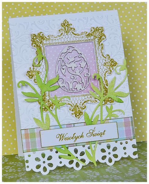*Easter card*