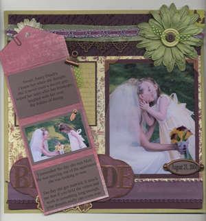 Diedra the August Bride