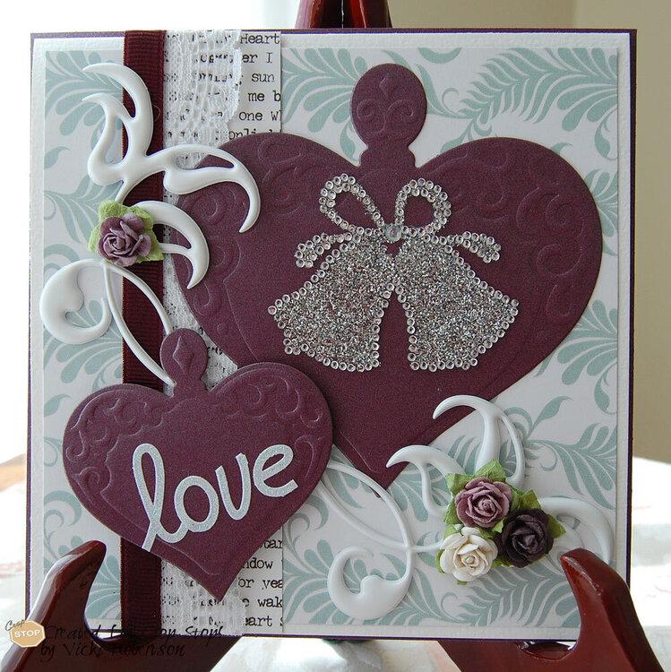 Love Wedding Card