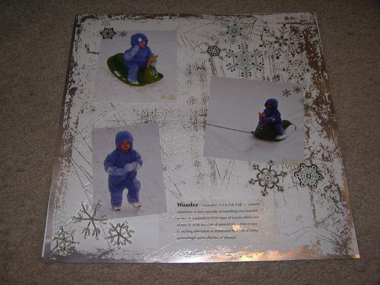 Reece Winter 2005