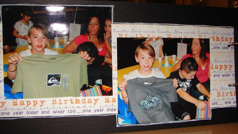 Billy's 11th Birthday