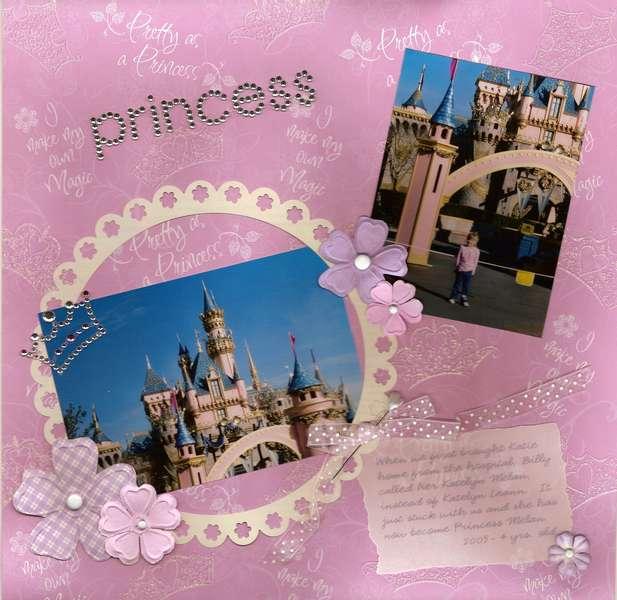 Princess Melan