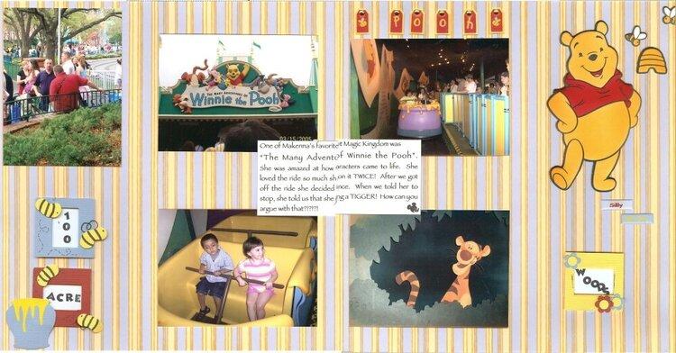 100 Acre Woods - Winnie The Pooh