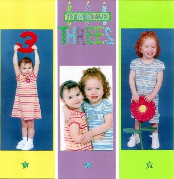 Tremendous Threes