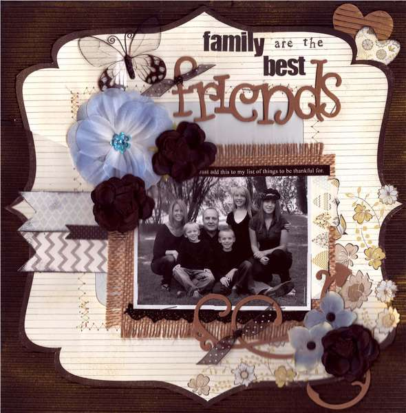 Best Friends **September FUNTOOLAS Kit**