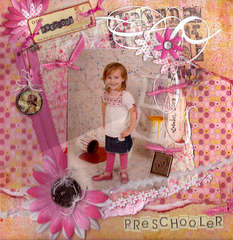 One Precious Preschooler