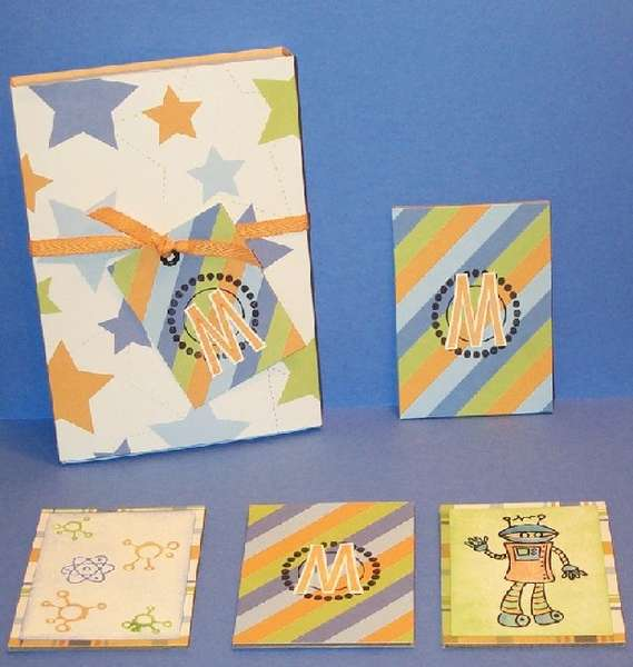Matching Game - Inque Boutique Stamps