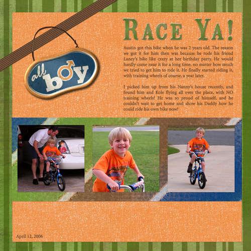 Race Ya!