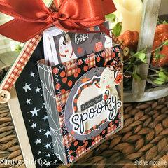 Simple Stories Boo Crew House Album