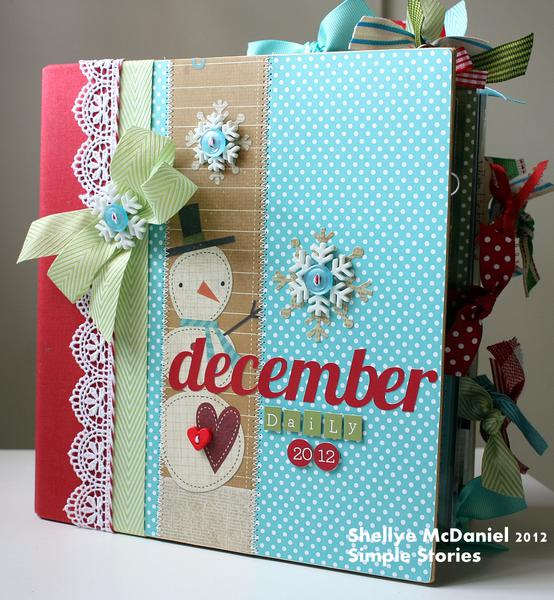 December Daily...Simple Stories SN@P