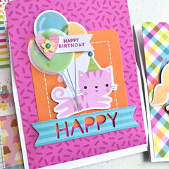 Easel Birthday Cards