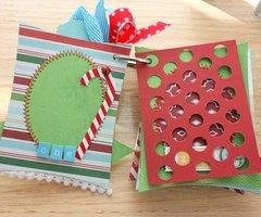 12 Days of Christmas Mini Album