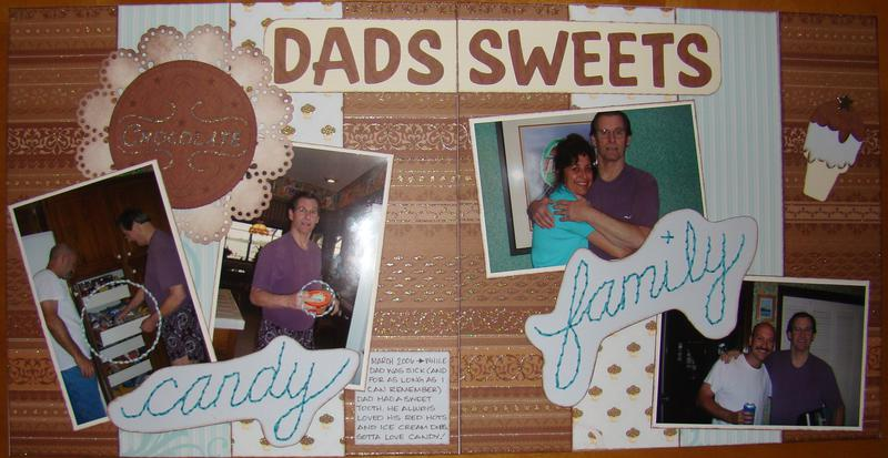 Dad's Sweets