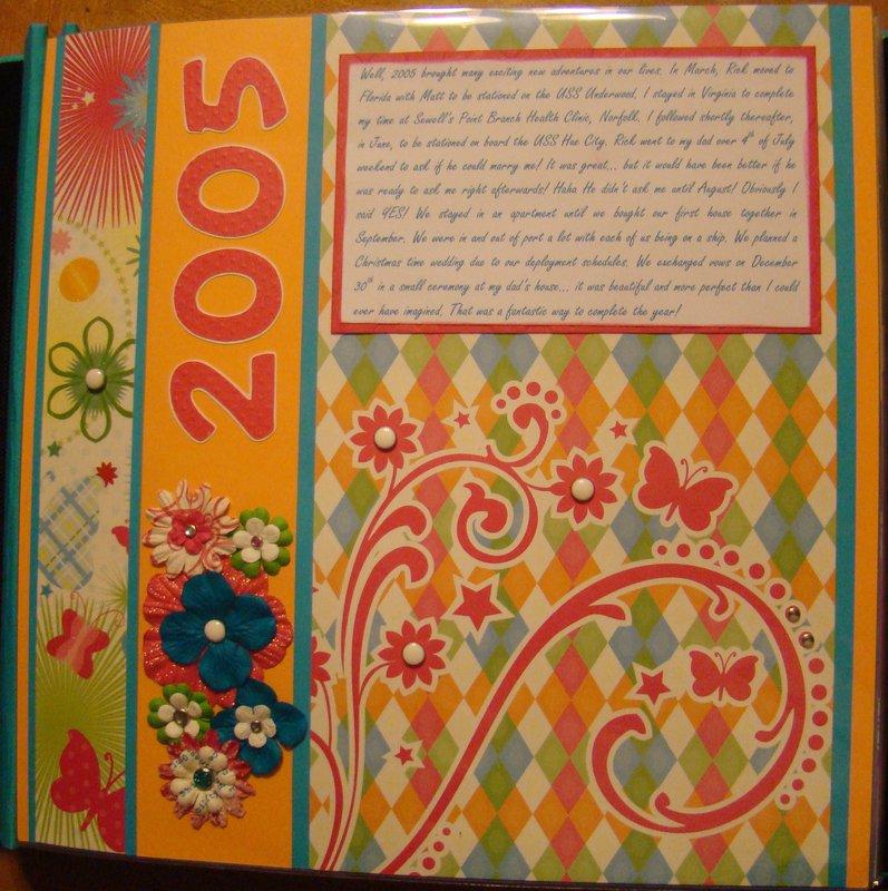 2005 Album Cover