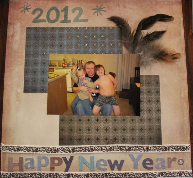 New Years Day 2012