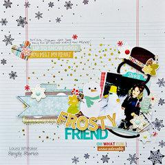 Frosty Friend