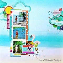 Summer Daze by Laura Whitaker