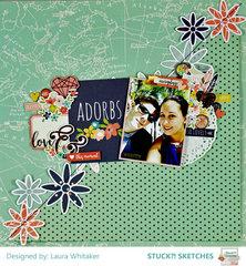 ADORBS | STUCK?! SKETCHES | SIMPLE STORIES | POSH