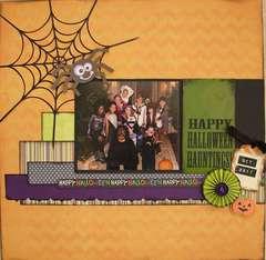 Happy Halloween Hauntings