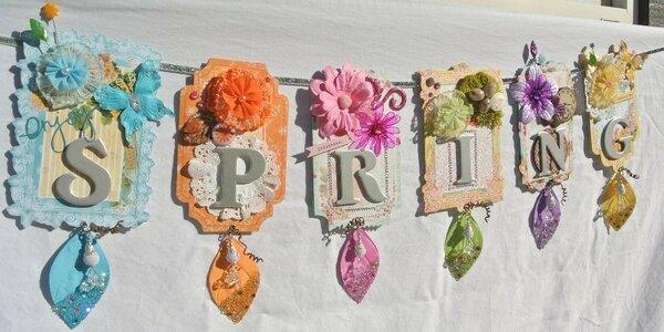 *Prima* Spring banner