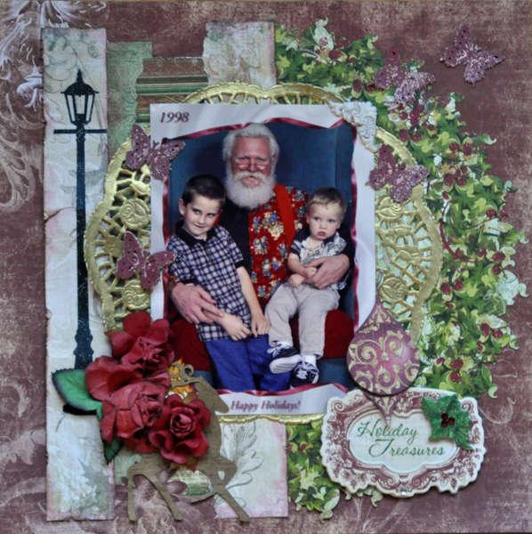 Santa 1998