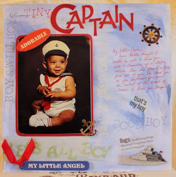 Tiny Captain