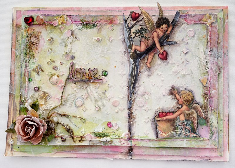 More Than Words February 2017 Mini Challenge