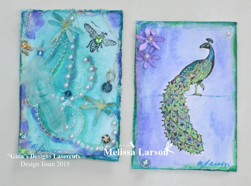 Blue ATC Shrine With Two ATCs