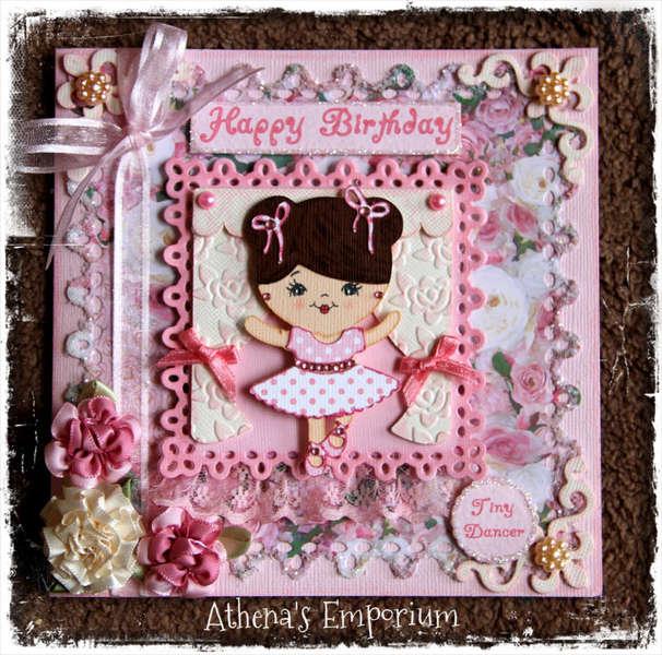 Happy Birthday Tiny Dancer