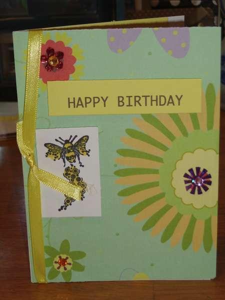 Bumblebee birthfay