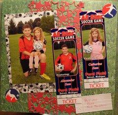 Soccer Siblings